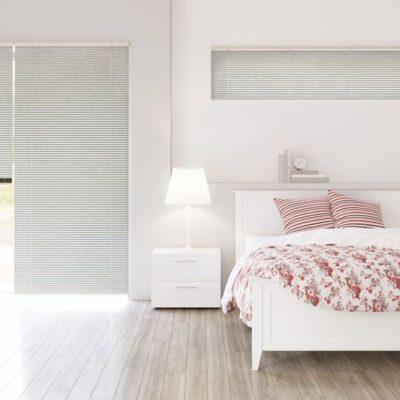 Rollos Schlafzimmer