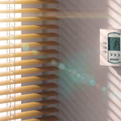 Steuerung Sonnenschutz