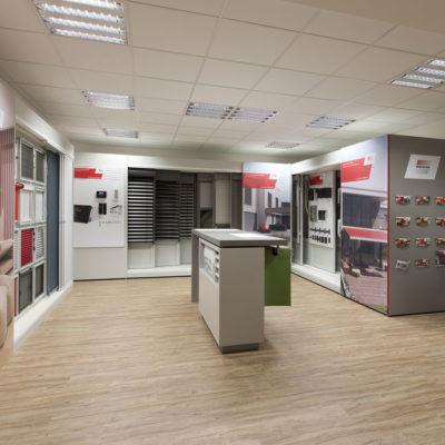 Berner Sonnenschutztechnik Showroom